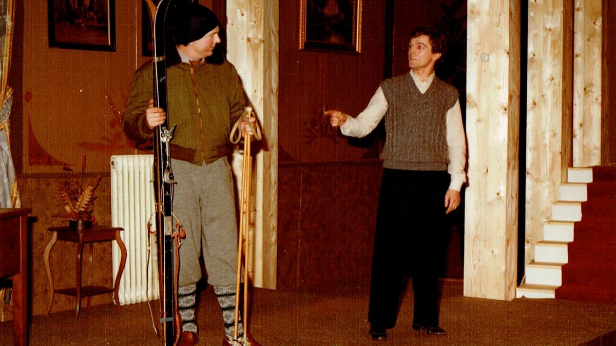 1982 - De muizenval