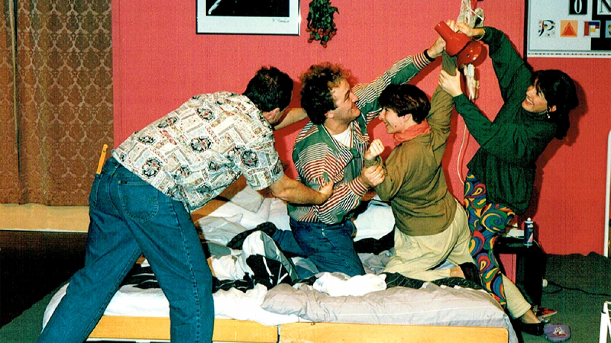 1991 - Bedperikelen