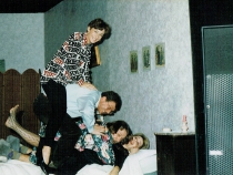1993 - bed in bed uit