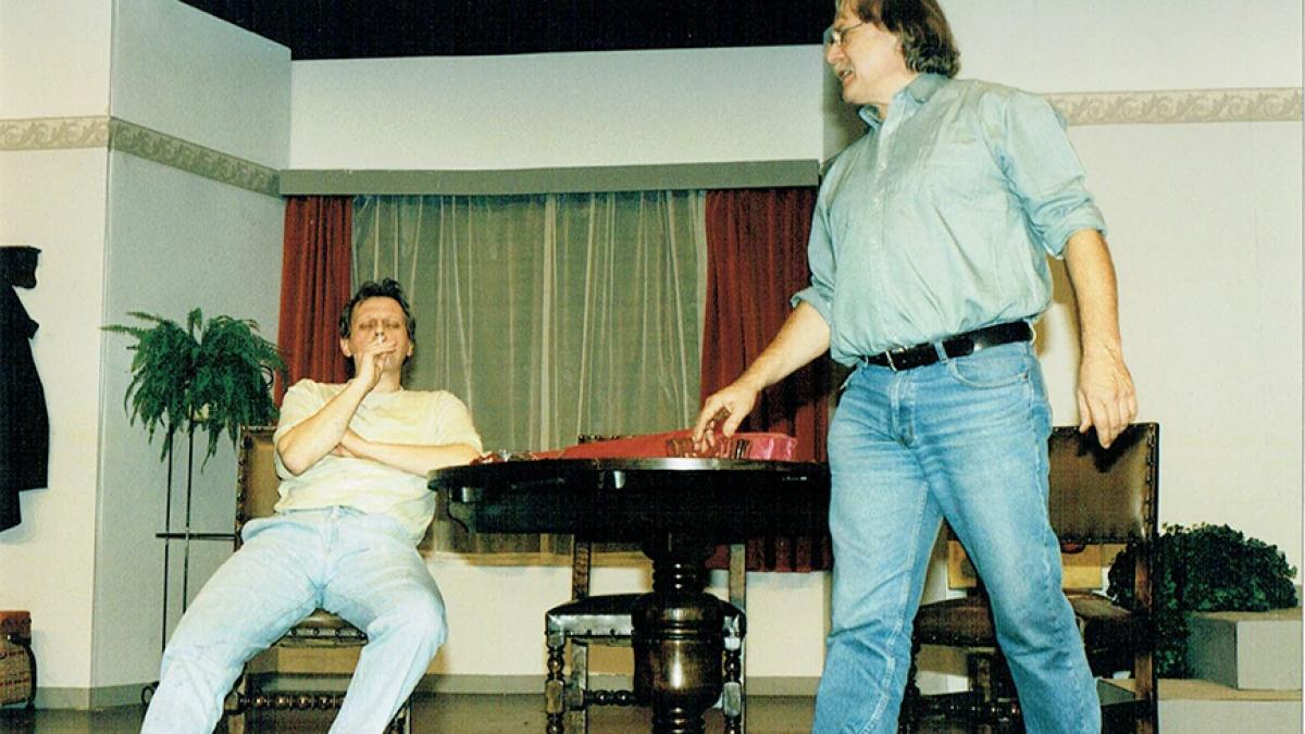2001 - De man, de vrouw en de moord