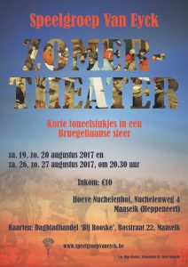 Zomertheater 2017