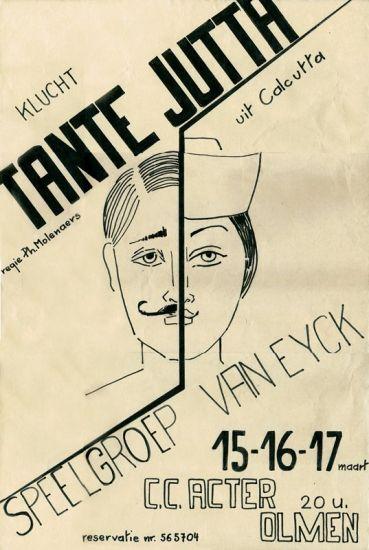 1991 TANTE JUTTA UIT CALCUTTA
