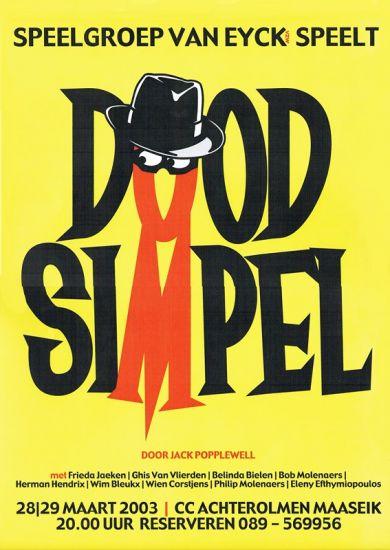 2003 DOOD SIMPEL