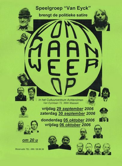 2006 KOMT MAAN WEER OP