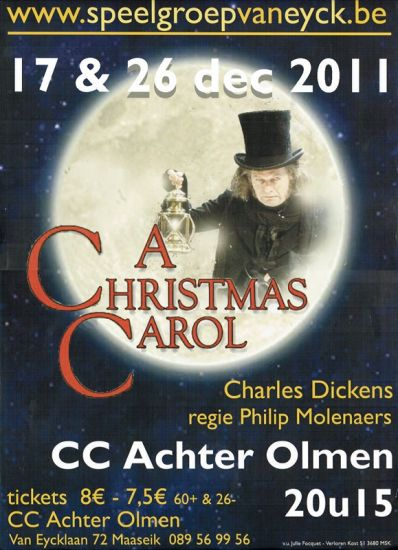 2011 A CHRISTMAS CAROL