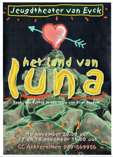 2001: 'HET LAND VAN LUNA'