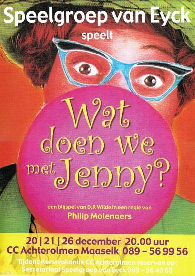 2002 WAT DOEN WE MET JENNY?