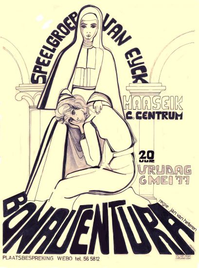 1977 BONAVENTURA