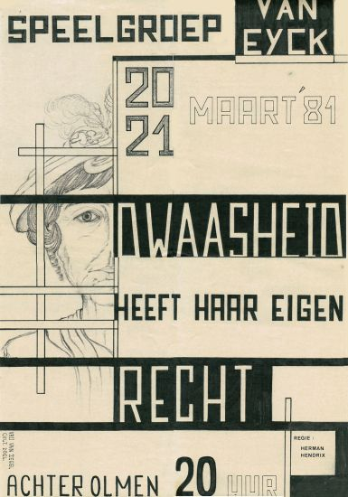 1981 DWAASHEID HEEFT HAAR EIGEN RECHT