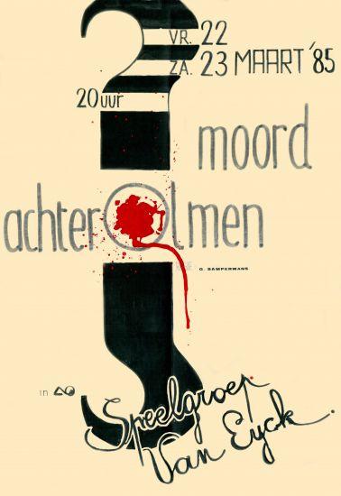 1985 MOORD ACHTER OLMEN