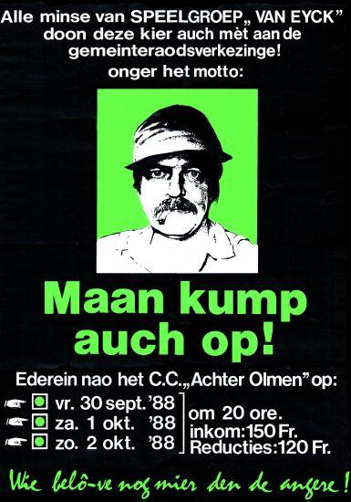 1988 MAAN KOMT OOK OP