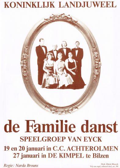 1990 DE FAMILIE DANST