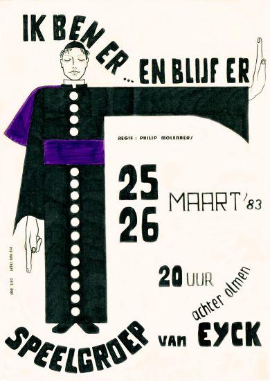 1983 IK BEN ER...IK BLIJF ER