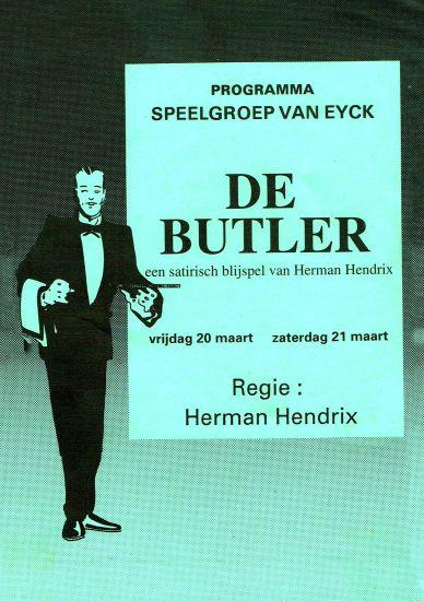 1992 DE BUTLER