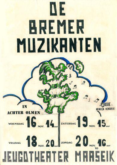 1983 'DE BREMER MUZIKANTEN'