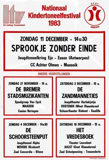 1983 KINDERTONEELFESTIVAL