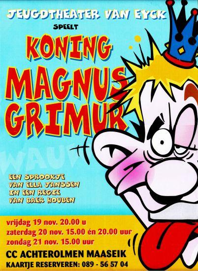 1999 'KONING MAGNUS GRIMUR'
