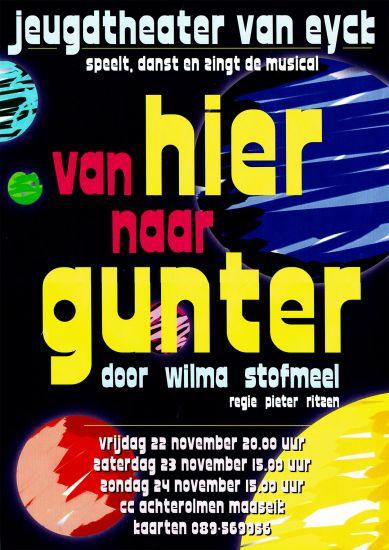 2002 'VAN HIER NAAR GUNTER'