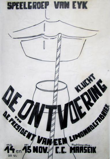 1979 DE ONTVOERING VAN EEN PRESIDENT