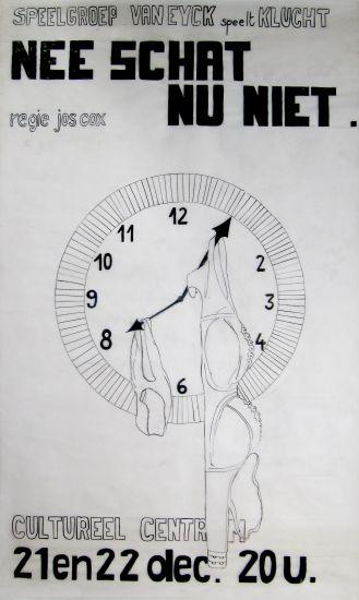1984 NEE SCHAT, NU NIET