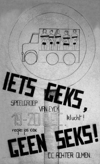 1986 IETS GEKS, GEEN SEKS